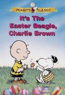It's the Easter Beagle, Charlie Brown! kapak