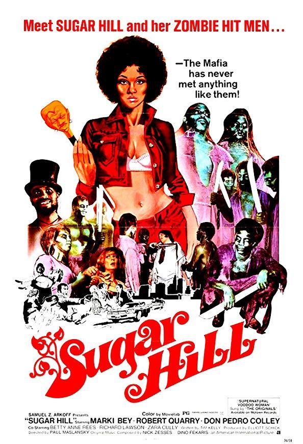 Sugar Hill kapak