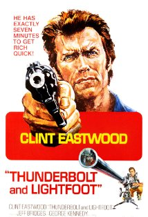 Thunderbolt and Lightfoot kapak