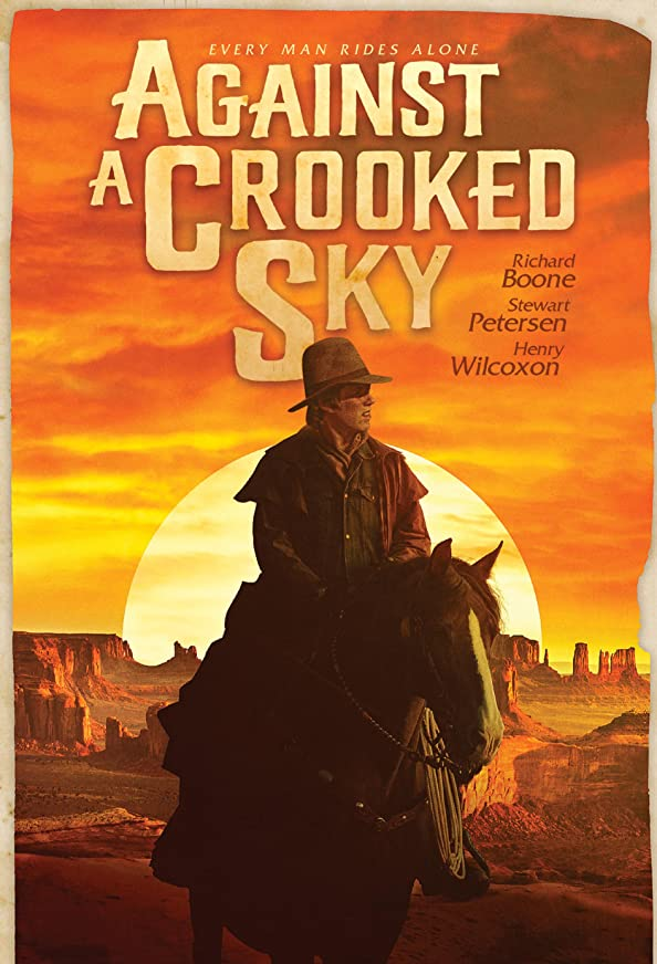 Against a Crooked Sky kapak