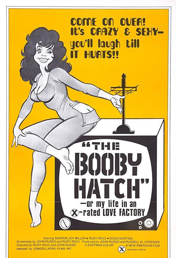 The Booby Hatch kapak