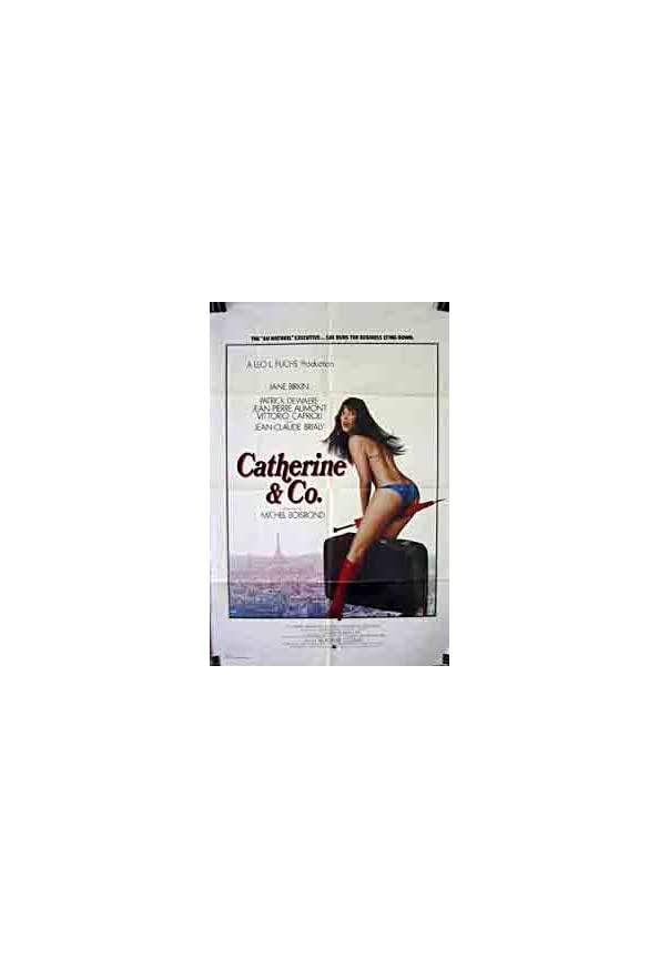 Catherine & Co. kapak