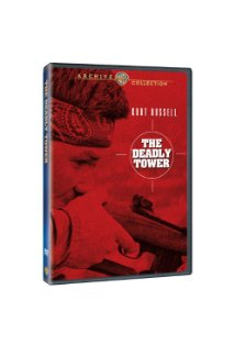 The Deadly Tower kapak