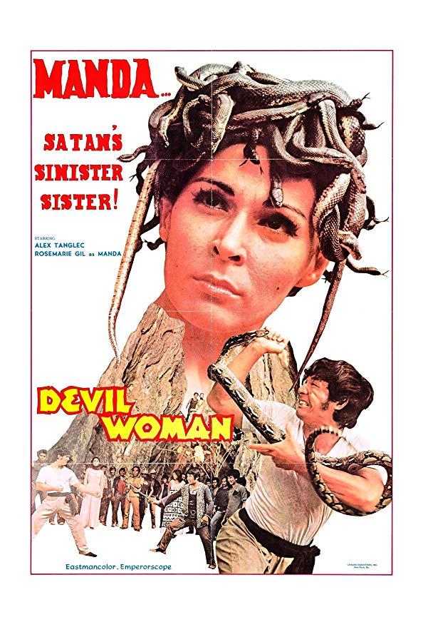 Devil Woman kapak