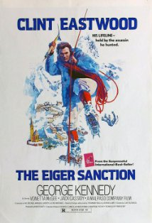 The Eiger Sanction kapak