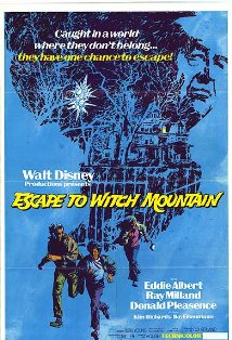 Escape to Witch Mountain kapak