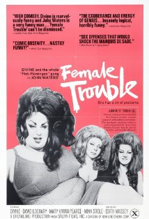 Female Trouble kapak