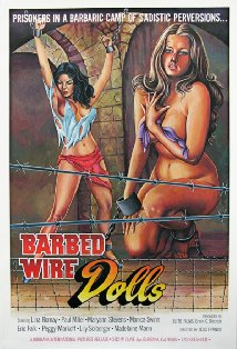 Barbed Wire Dolls kapak
