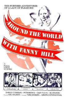 Around the World with Fanny Hill kapak