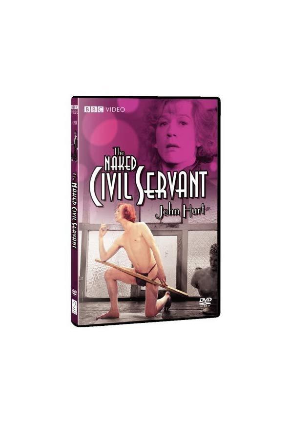 The Naked Civil Servant kapak