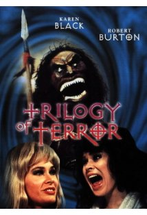 Trilogy of Terror kapak
