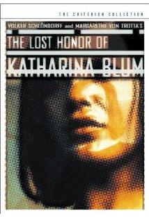 Die verlorene Ehre der Katharina Blum kapak