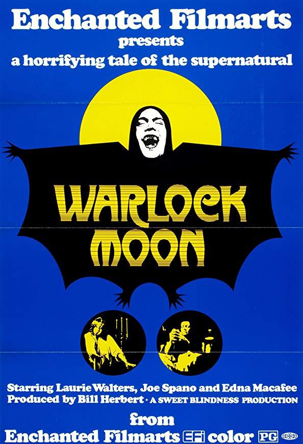 Warlock Moon kapak