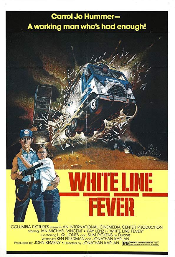 White Line Fever kapak