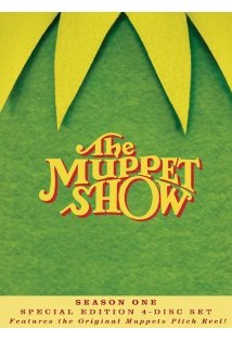 The Muppet Show kapak