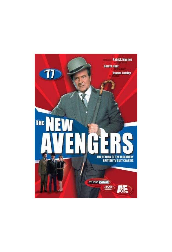 The New Avengers kapak