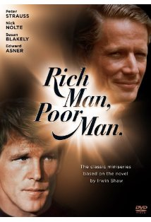 Rich Man, Poor Man - Book II kapak