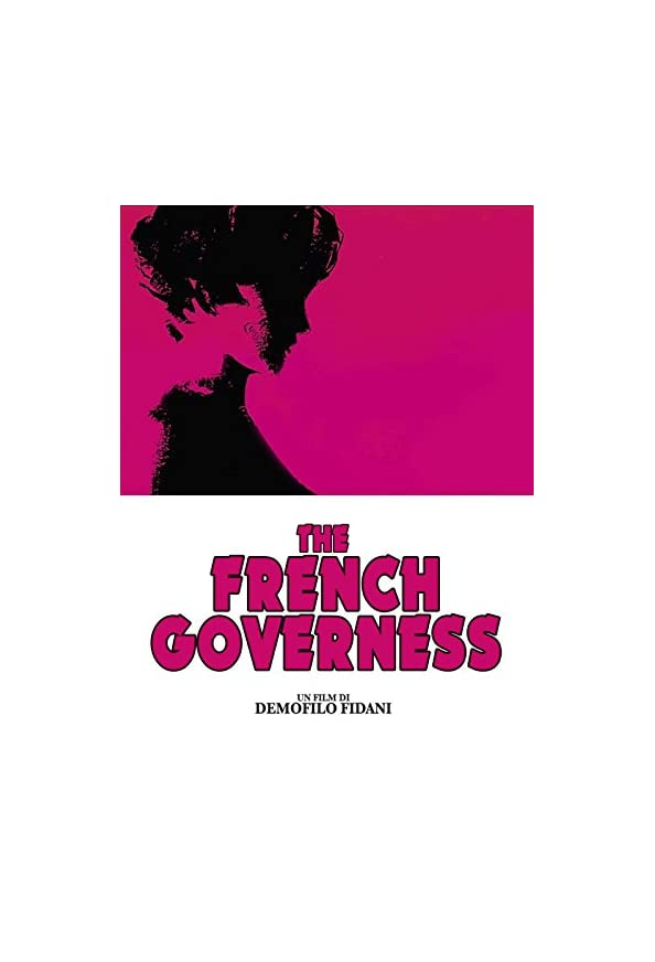 The French Governess kapak