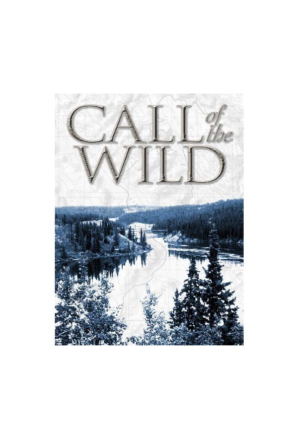 The Call of the Wild kapak