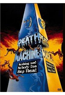 Death Machines kapak