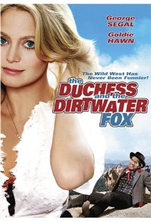 The Duchess and the Dirtwater Fox kapak