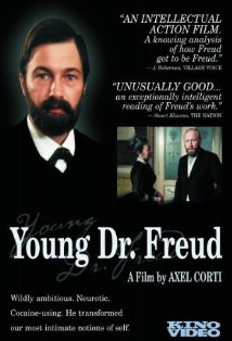 Young Dr. Freud kapak