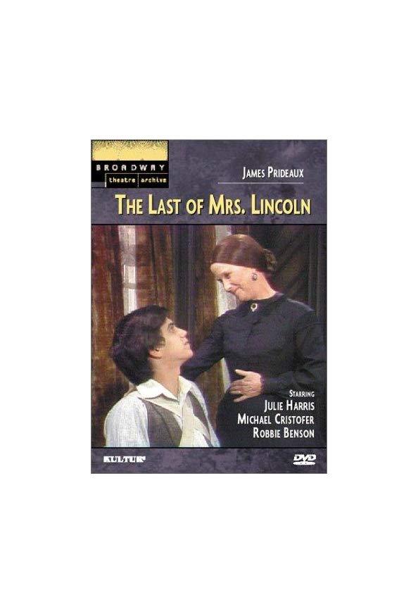 The Last of Mrs. Lincoln kapak