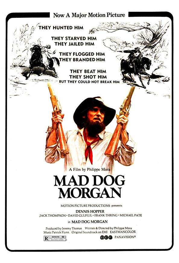 Mad Dog Morgan kapak