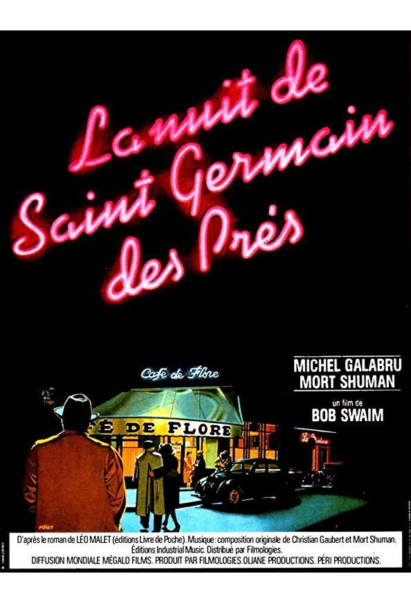 The Night of Saint Germain des Pres kapak