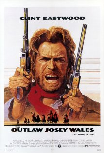 The Outlaw Josey Wales kapak