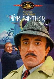 The Pink Panther Strikes Again kapak
