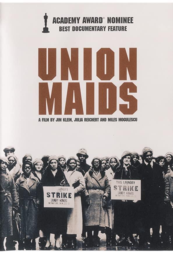Union Maids kapak