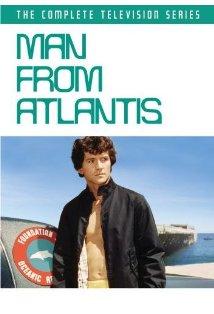Man from Atlantis kapak