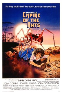 Empire of the Ants kapak
