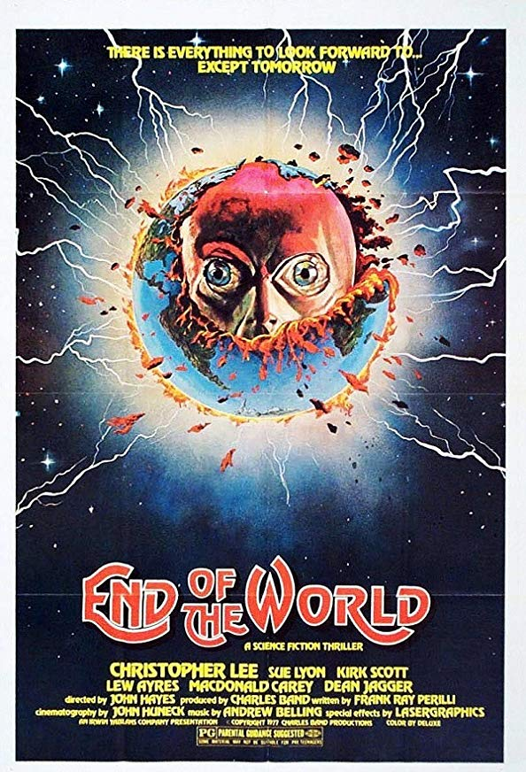 End of the World kapak