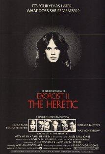 Exorcist II: The Heretic kapak