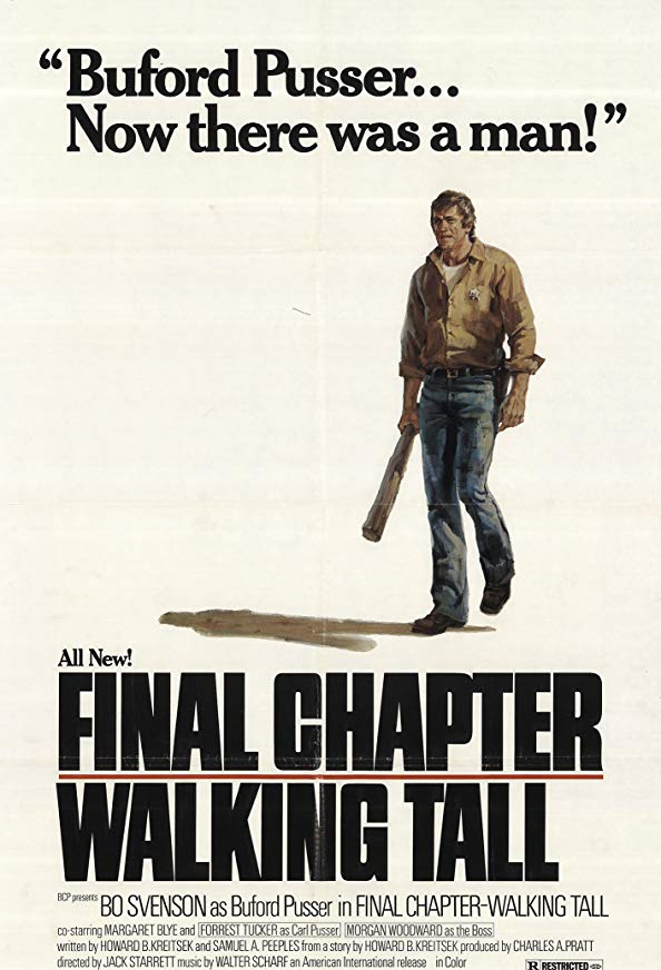 Final Chapter: Walking Tall kapak