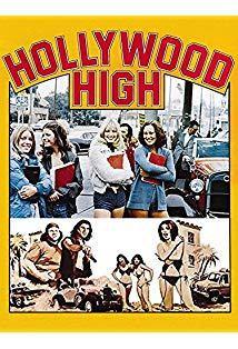 Hollywood High kapak