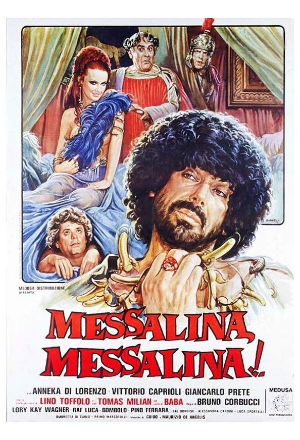 Messalina, Messalina kapak