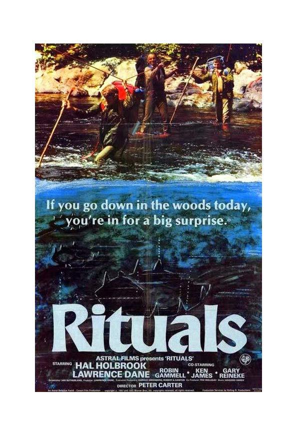 Rituals kapak