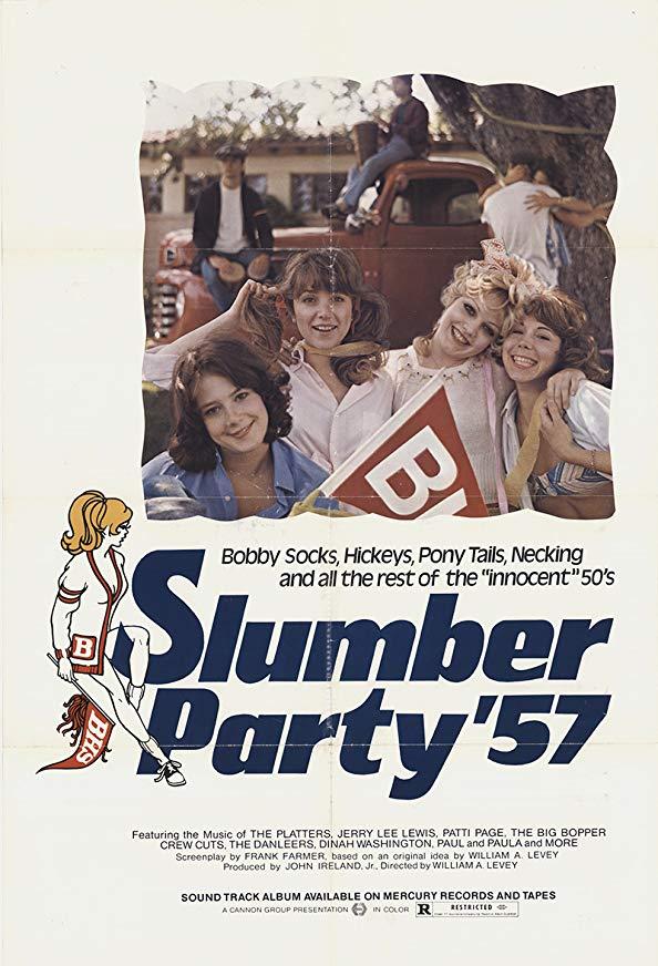 Slumber Party '57 kapak