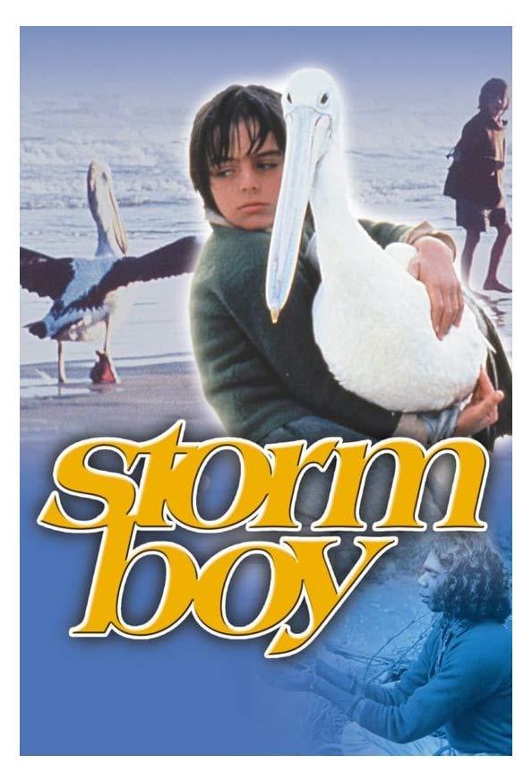 Storm Boy kapak