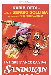 The Tiger Is Still Alive: Sandokan to the Rescue kapak