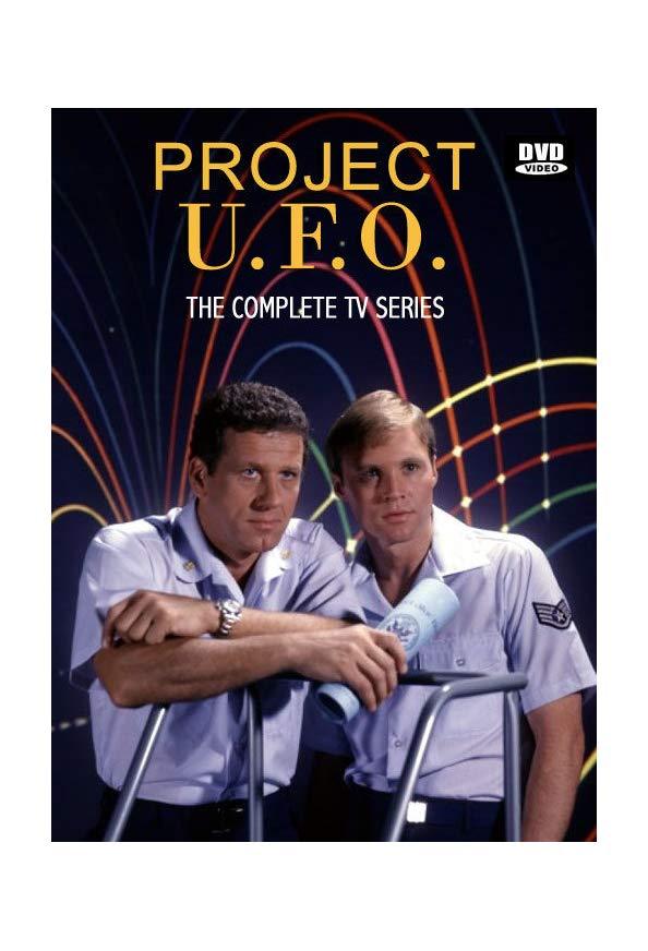 Project U.F.O. kapak