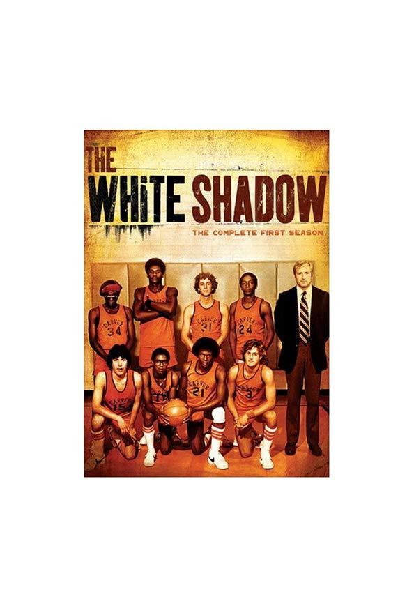 The White Shadow kapak