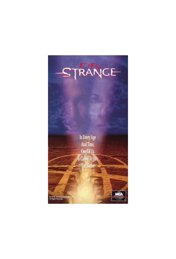Dr. Strange kapak