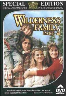 The Further Adventures of the Wilderness Family kapak