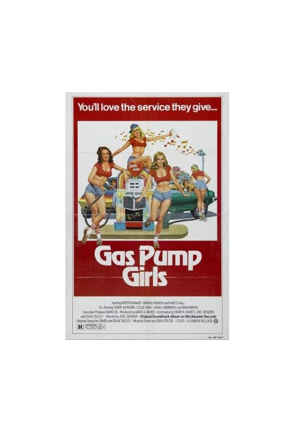 Gas Pump Girls kapak