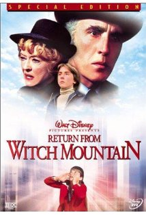 Return from Witch Mountain kapak