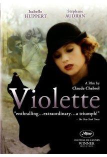 Violette Nozière kapak